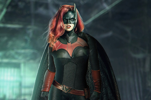 Batwoman Elsewords 4k