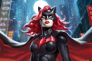 Batwoman Fantastic Wallpaper