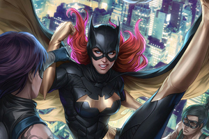 Batwoman Fight