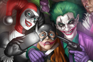 Batwoman Hostage