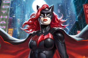Batwoman Knight Wallpaper