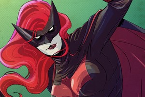 Batwoman New Artworks
