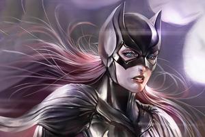 Batwoman New Digital Art