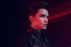 Batwoman Ruby Rose 4k 2019 Wallpaper