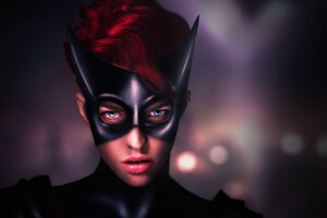 Batwoman Ruby Rose 4k Wallpaper