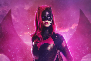 Batwoman Ruby Rose New Wallpaper