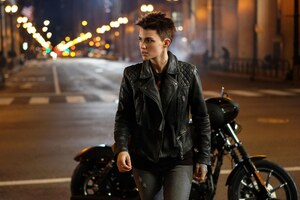 Batwoman Ruby Rose Tv Series Wallpaper
