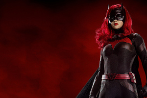 Batwoman Tv Series 4k Wallpaper