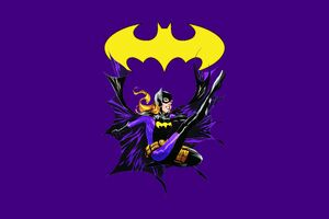 Batwoman Vibrant