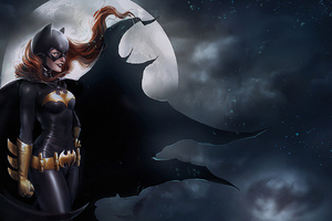 Batwomanart Wallpaper