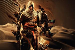 Bayek Of Siwa Assassins Creed Origins 4k Wallpaper