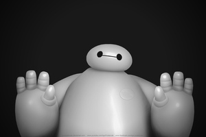 Baymax Big Hero 6 Wallpaper