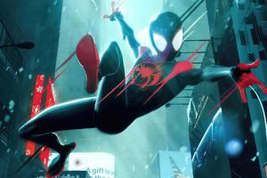 Be Yourself Spiderman 4k Wallpaper