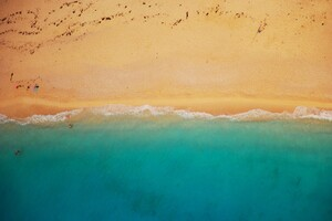 Beach Fun Wallpaper