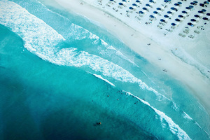 Beach Seashore Aerial Photography