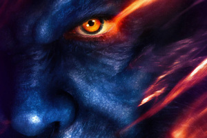 Beast X Men Dark Phoenix Wallpaper