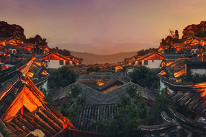 Beautiful China 5k Wallpaper