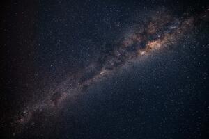 Beautiful Colors Nebula Milky Way 5k Wallpaper