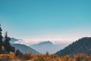 Beautiful Landscape Mountains 4k