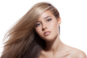 Beautiful Model Hair Glance 5k Wallpaper