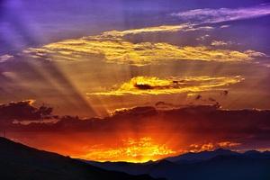 Beautiful Morning Landscape 5k