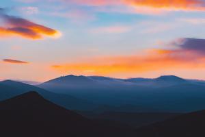Beautiful Morning Landscape Scene 5k Wallpaper
