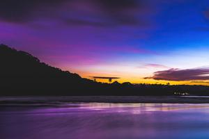 Beautiful Sunset Lake 4k Wallpaper