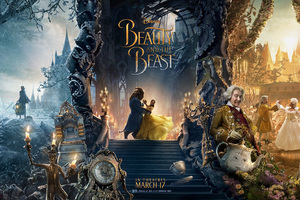 Beauty And The Beast 4k