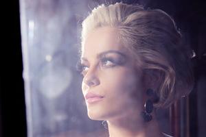 Bebe Rexha Face Closeup