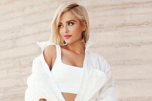 Bebe Rexha Health Magazine 2019