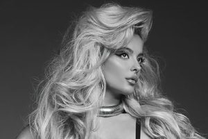 Bebe Rexha LOficiel Italia 4k Wallpaper
