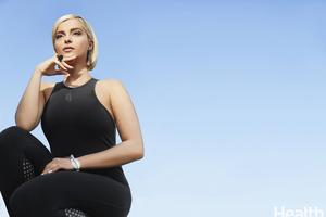 Bebe Rexha Nike 2020 Wallpaper