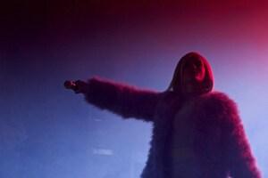 Bebe Rexha Performing 5k