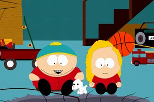 Bebe Stevens And Eric Cartman
