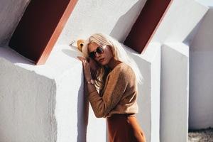 Becca Hiller Fashion Model