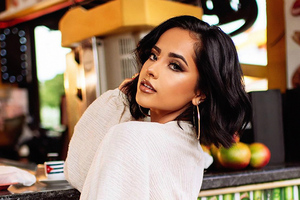 Becky G 4k New Wallpaper