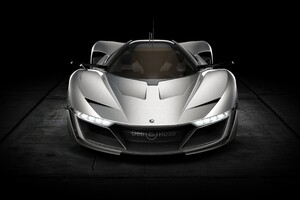 Bell And Ross Sports Car Wallpaper