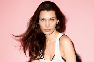 Bella Hadid 2018 4k Photoshoot
