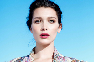 Bella Hadid Harper Bazaar Russia