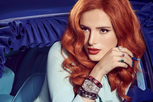 Bella Thorne Times Magazine 2019 Wallpaper