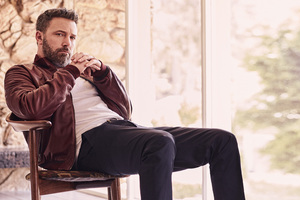 Ben Affleck Mens Journal