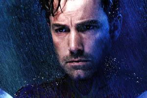 Ben Affleck The Dark Knight Rises 4k