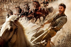 Ben Hur 2016 Movie Wallpaper