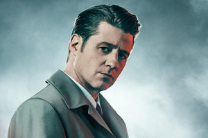 Ben McKenzie As James Gordon In Gotham Season 5 Wallpaper