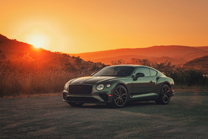 Bentley 2020 Continental GT V8