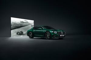 Bentley Continental GT Number 9 Edition 2019 4k