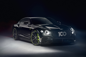 Bentley Continental GT Pikes Peak 2019 8k Wallpaper