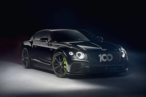 Bentley Continental Gt Pikes Peak Wallpaper
