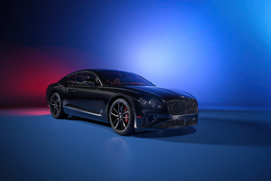 Bentley Continental GT Studio Shoot Wallpaper