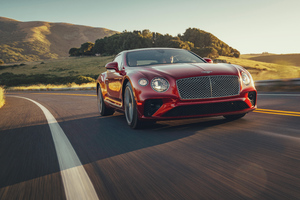 Bentley Continental GT V8 2020 5k
